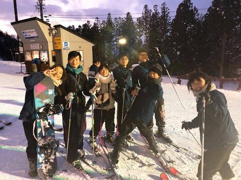 026 スキー終わり2
