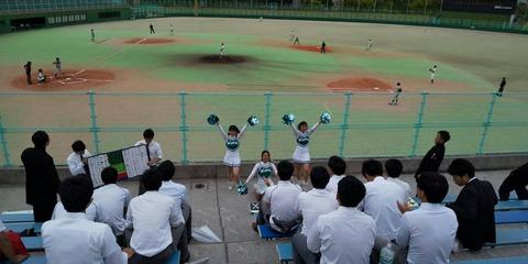 19 硬式野球部vs関学3日目