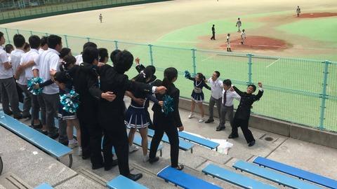 16 硬式野球部vs関学2日目