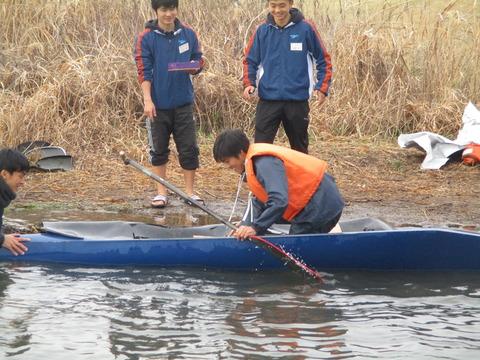 48 カヌー試乗会