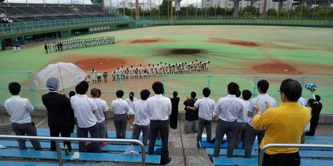 18 硬式野球部vs関学3日目
