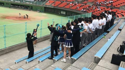 15 硬式野球部vs関学2日目