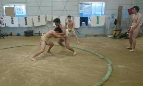 04 新入生相撲大会