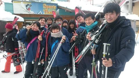 021 スキー組