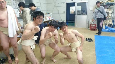 06 新入生相撲大会