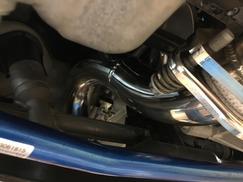 スイフトスポーツ ZC32S アールズフロントパイプ2