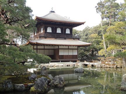 銀閣寺20110217