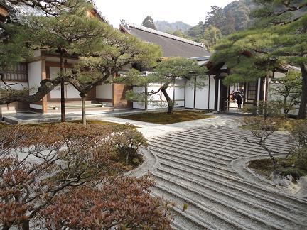 銀閣寺20110204