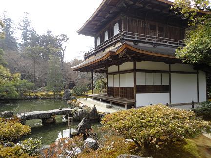 銀閣寺20110207