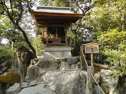 銀閣寺20110208