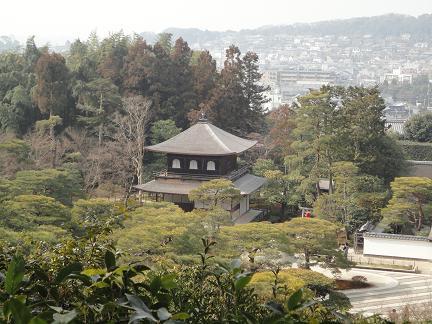 銀閣寺20110215