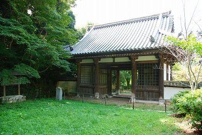 金剛寺本坊庭園