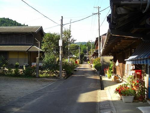 旧伊勢本街道
