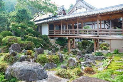妙感寺庭園