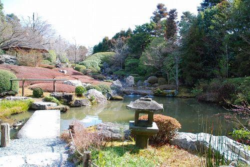 退蔵院庭園