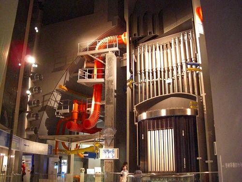 原子炉模型(実物大)