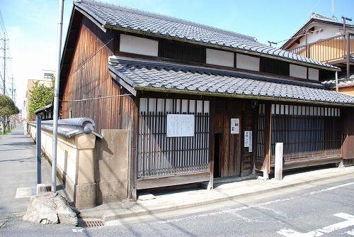 松尾芭蕉生家