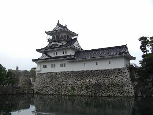 越中 富山城