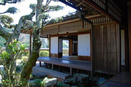柳生藩家老屋敷
