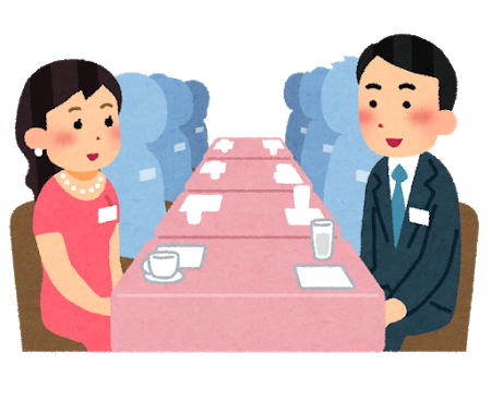 【愕然】彡「年収2000万以上しか参加できない婚活パーティやんけw参加したろw」 → 結果wwwwwwwwww