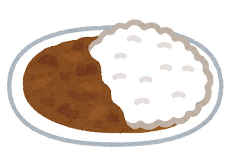 【愕然】カレーを混ぜて食うのはマナーが悪い ← これガチで意味不明なんやが・・・・・・