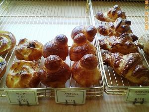 パンの数々・・・