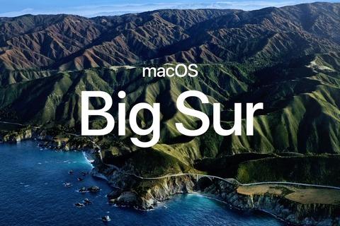 macOS Big SurのTips(追記あり)