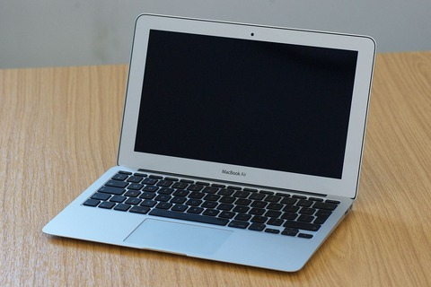 MacBook Airレビュー