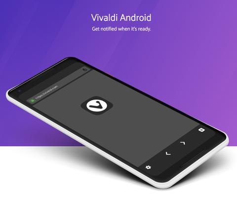 Android版Vivaldiのパブリックベータが近日リリース!?(追記あり)