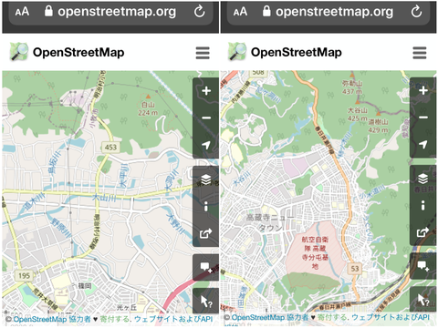 小さい川の名前を調べるのに「OpenStreetMap」がお薦め!(追記あり)