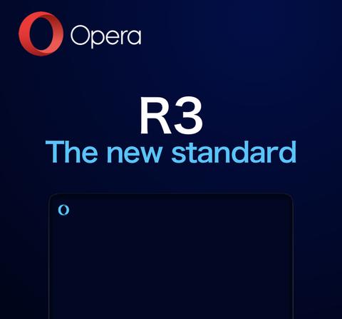 OperaがPC用ブラウザの新スタンダード目指したコードネーム「R3(Reborn 3)」を発表!(追記あり)