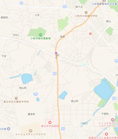 道路「春日井桃花台線」