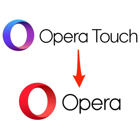 iOS版Opera Touchの名称が「Opera」に変更!(追記あり)