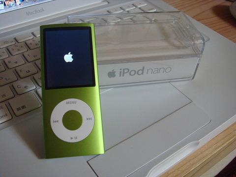 iPod nanoレビュー