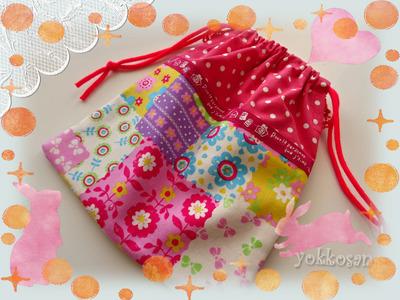女の子の巾着袋06