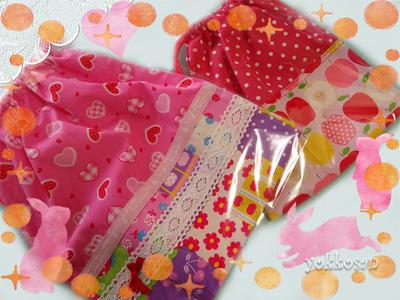 女の子の巾着袋031