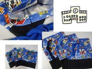 材料108円で作る子供巾着 (2)
