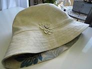 手作り帽子 (1)