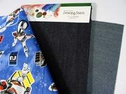 材料108円で作る子供巾着 (4)