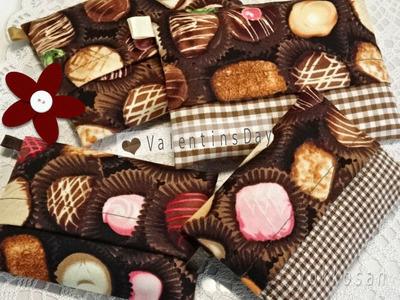 チョコ柄の小物♪ (2)
