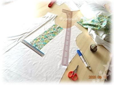 手作りタンクトップ (3)