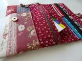 カードポケット付手作りのお財布 (8)