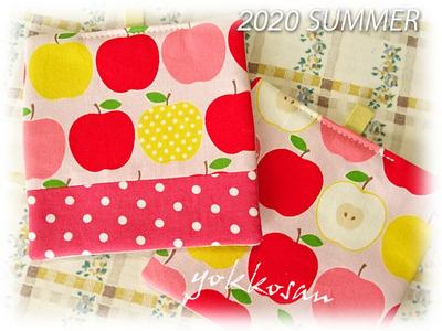 2020夏りんごコースター (1)