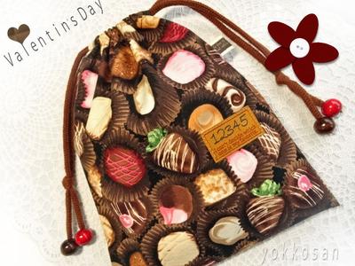 チョコ柄の小物♪ (1)