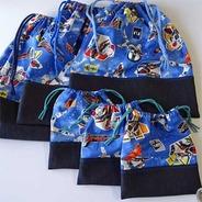 材料108円で作る子供巾着 (6)