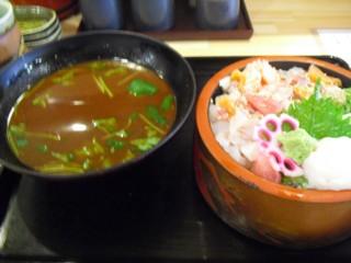メガ漁師丼