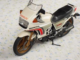 4ホンダCX500ターボ