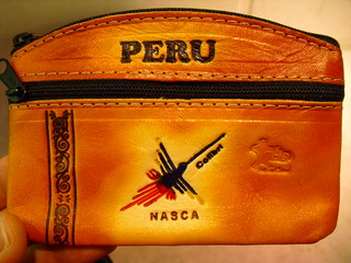 チチカカの財布