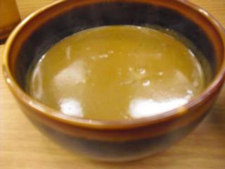 カレーつけ汁