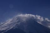 山中湖より 富士山頂